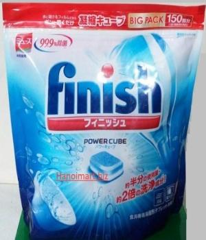 Bán viên rửa bát Finish Nhật hoàn toàn mới