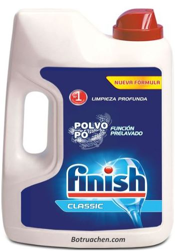 bột rửa chén finish giá rẻ nhất 2,5kg nhập khẩu châu âu