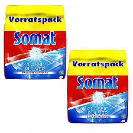 Bột rửa bát somat 2,4kg nhập khẩu đức giá rẻ
