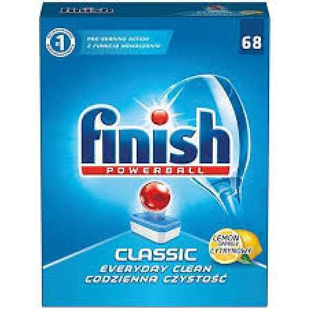 Bán viên rửa bát finish 68 viên chuyên dùng cho máy rửa bát gia đình